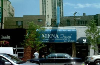 Mena Tours & Travel - Chicago, IL