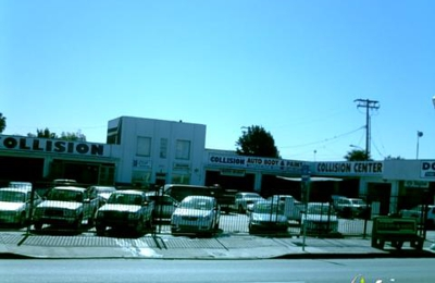 Collision Auto Body and Paint - San Diego, CA