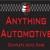 Anything Automotve