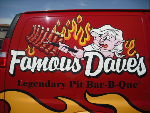 Famous Dave's, Woodbridge VA