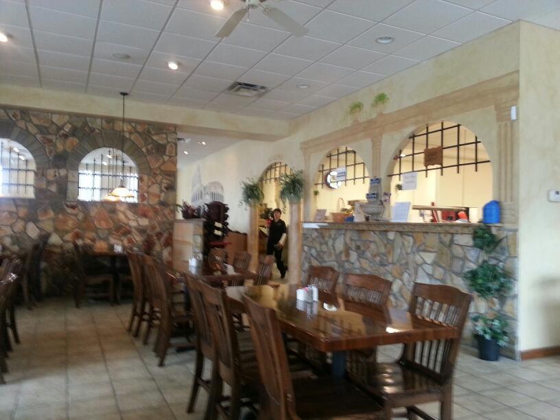 Il Colosseo Italian Restaurant, Salisbury NC