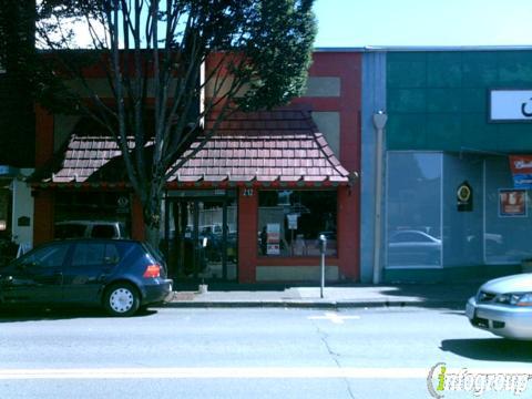Chan's Restaurant, Silverton OR