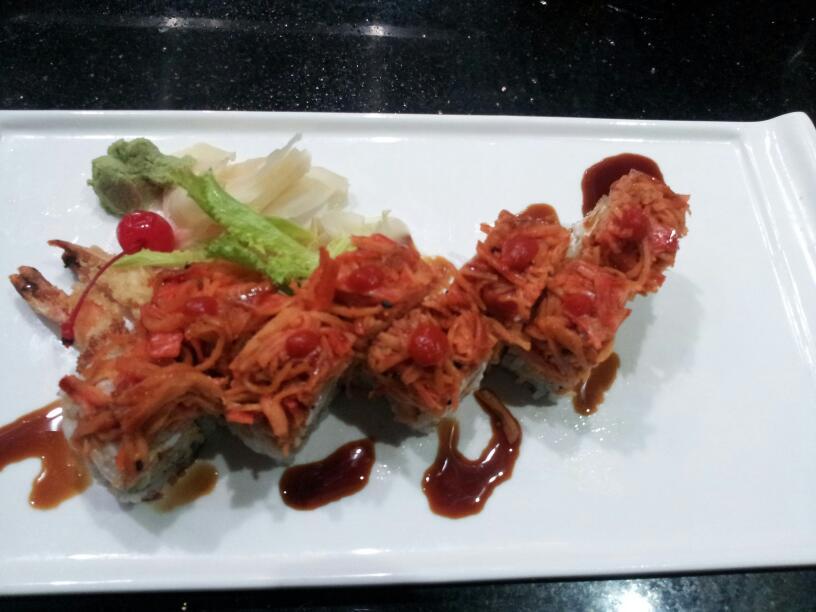Ronin Steak House And Sushi, Monroe LA