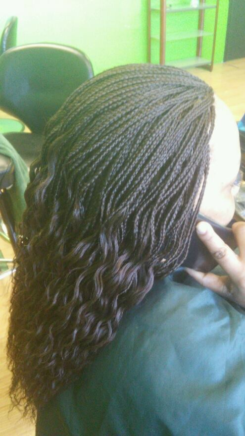 New Look African Hair Braiding, Merrillville IN