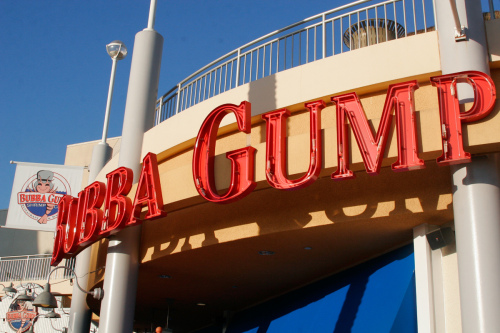 Bubba Gump Shrimp Co., Long Beach CA
