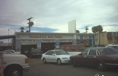 Thomas & Bros - San Diego, CA