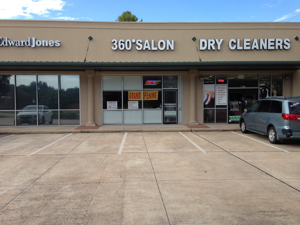 Pictures 360 Degree Salon Sugar Land Tx 77479