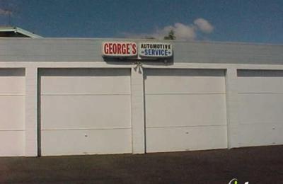 George's Automotive Service - San Leandro, CA