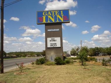 Gate 1 Motor Inn, Brownwood TX