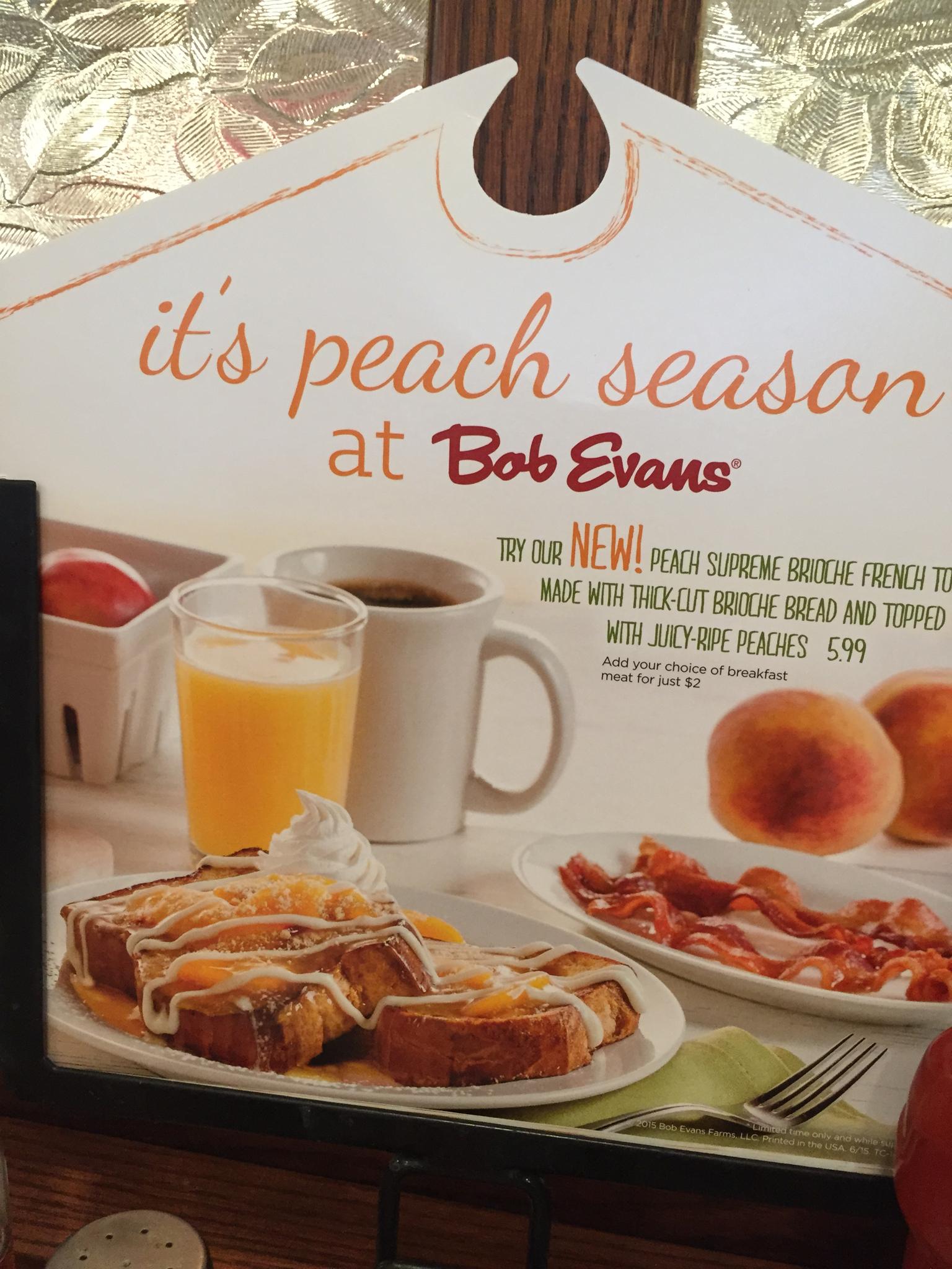 Bob Evans Restaurant, New Castle PA