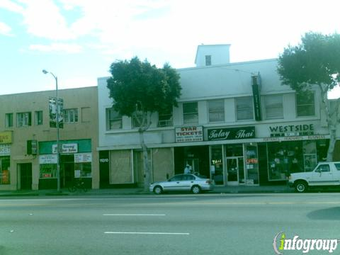Talay Thai Restaurant, Los Angeles CA