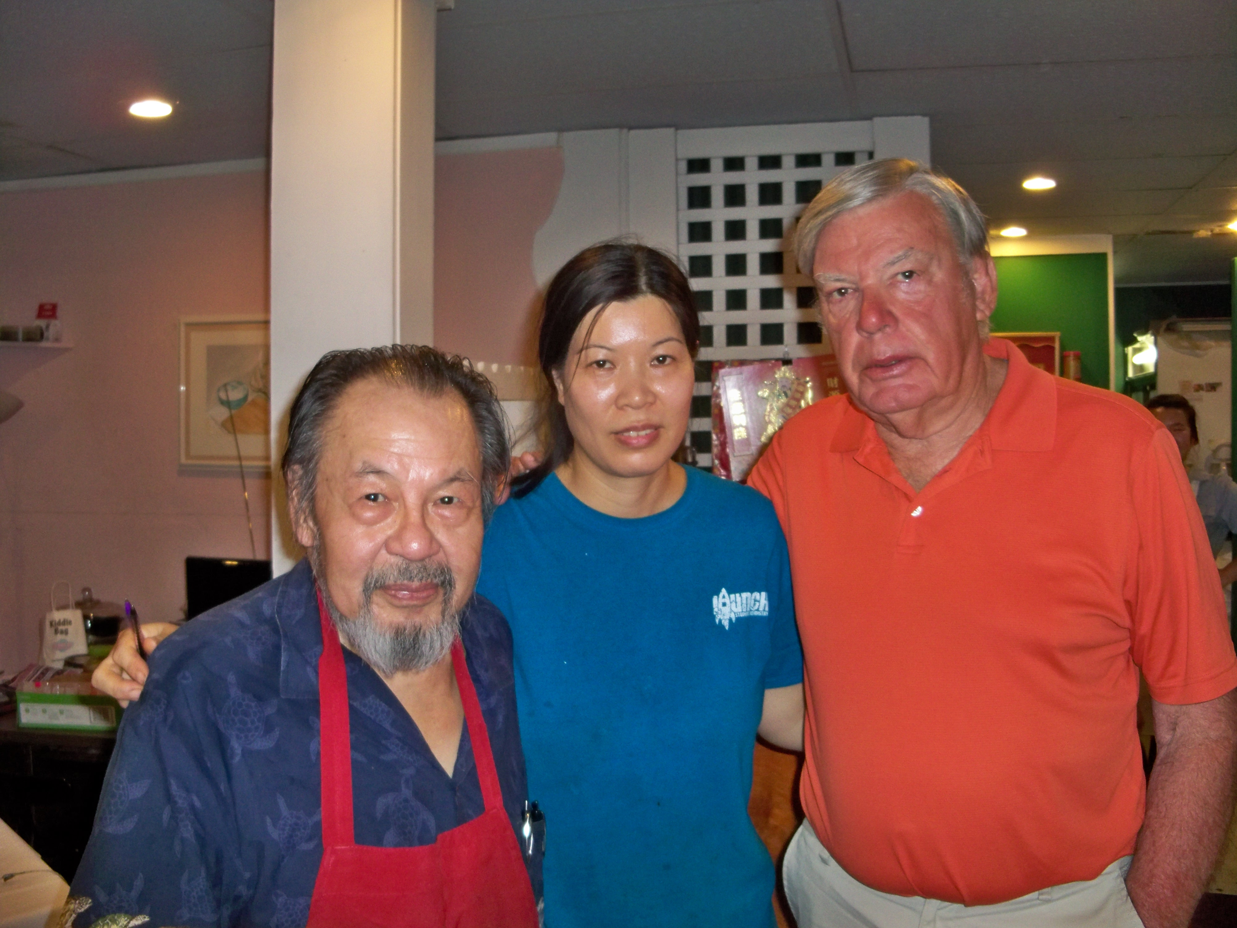 Daniel Wong Kitchen, Bellaire TX