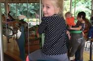 Carousel fun!