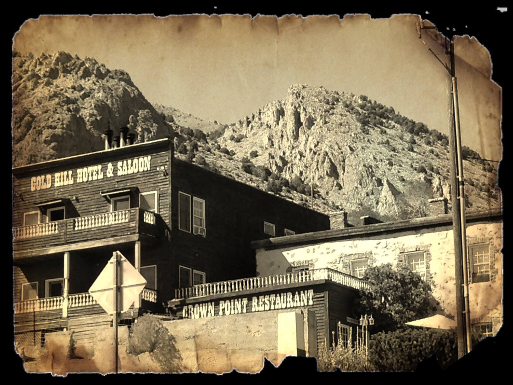Gold Hill Hotel, Virginia City NV