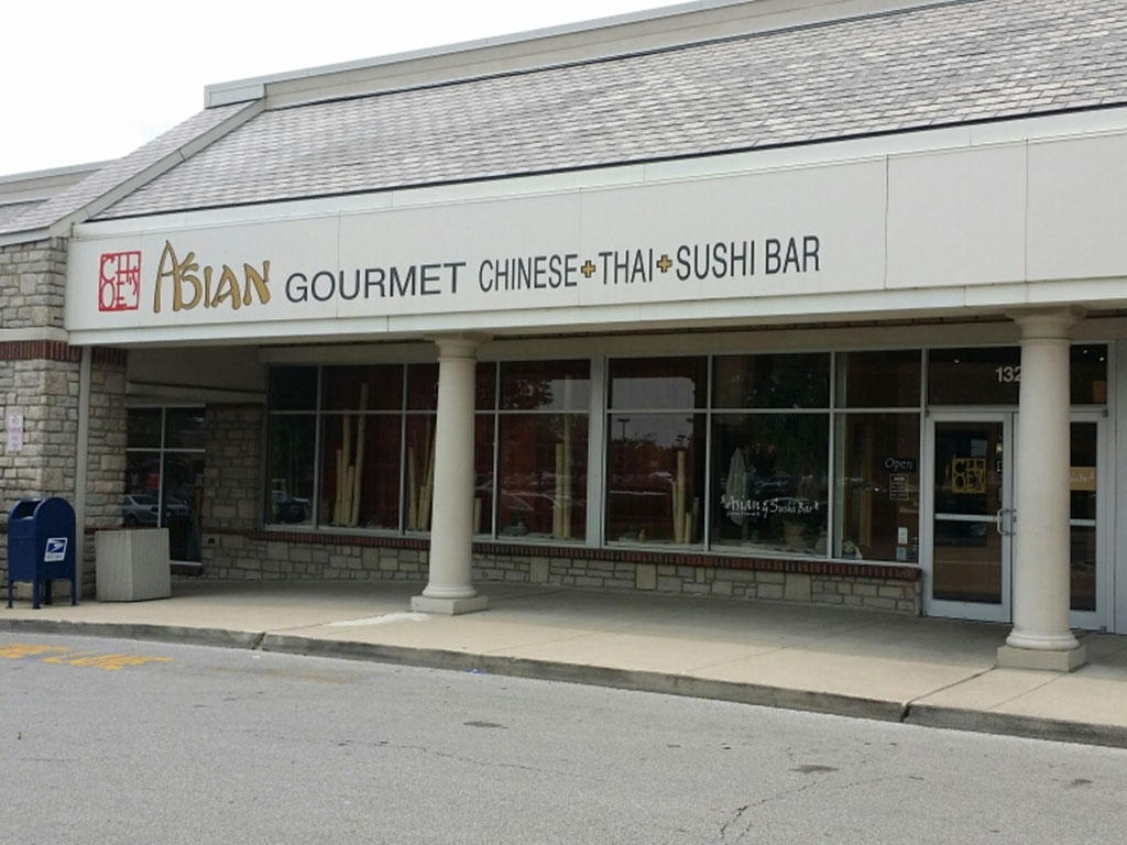 Asian Gourmet & Sushi Bar