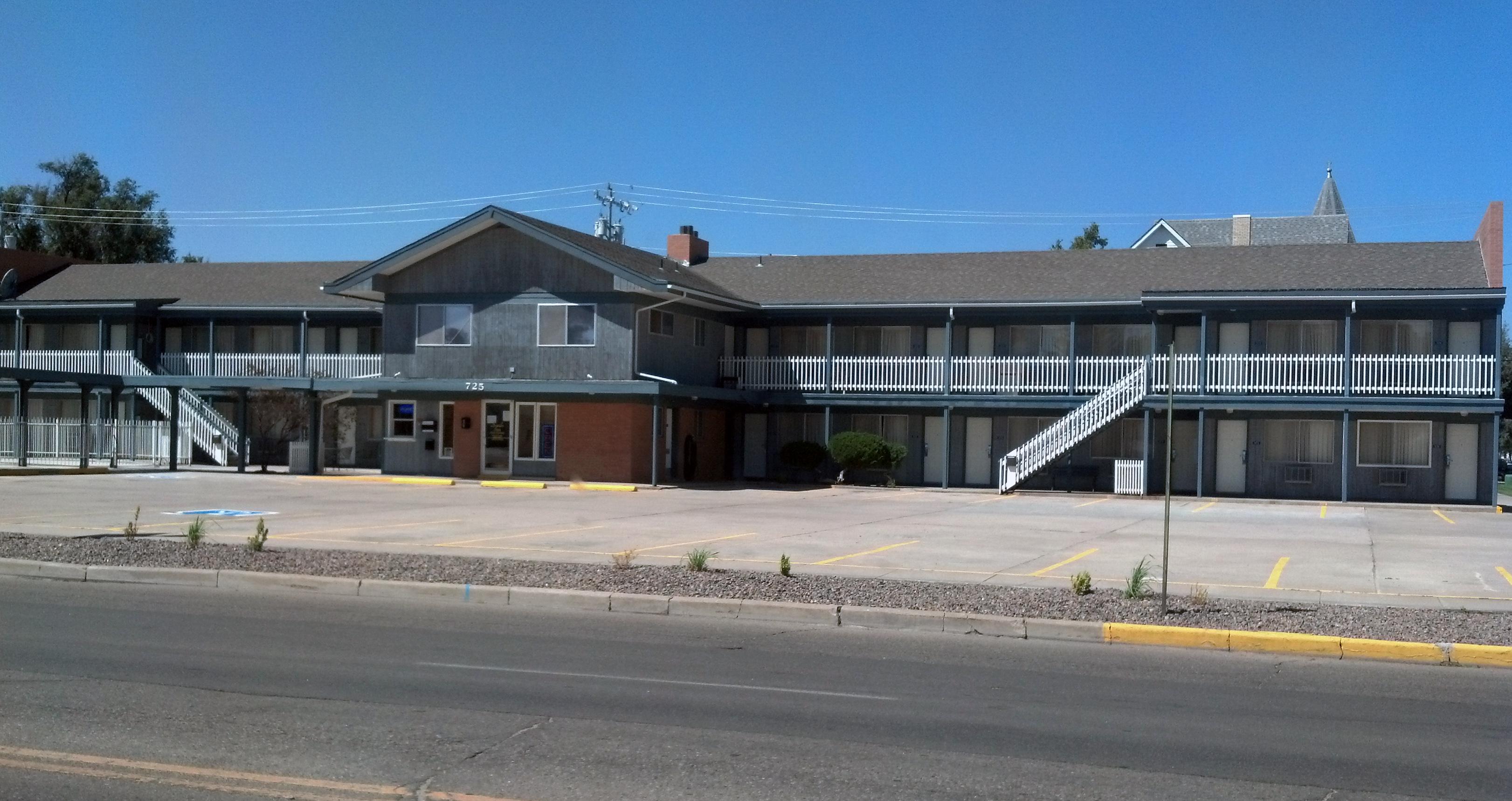 Sands Park Terrace, Fort Morgan CO