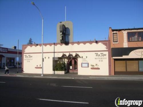 Thai Time Restaurant - San Carlos, CA