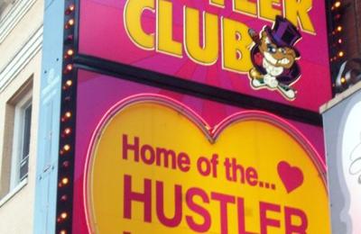 Hustler Club - San Francisco, CA