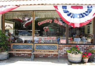Country Rose Cafe, Hollister CA