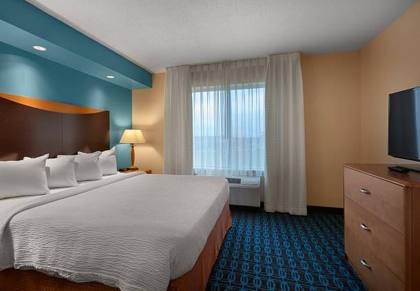 Fairfield Inn & Suites Elizabeth City, Elizabeth City NC