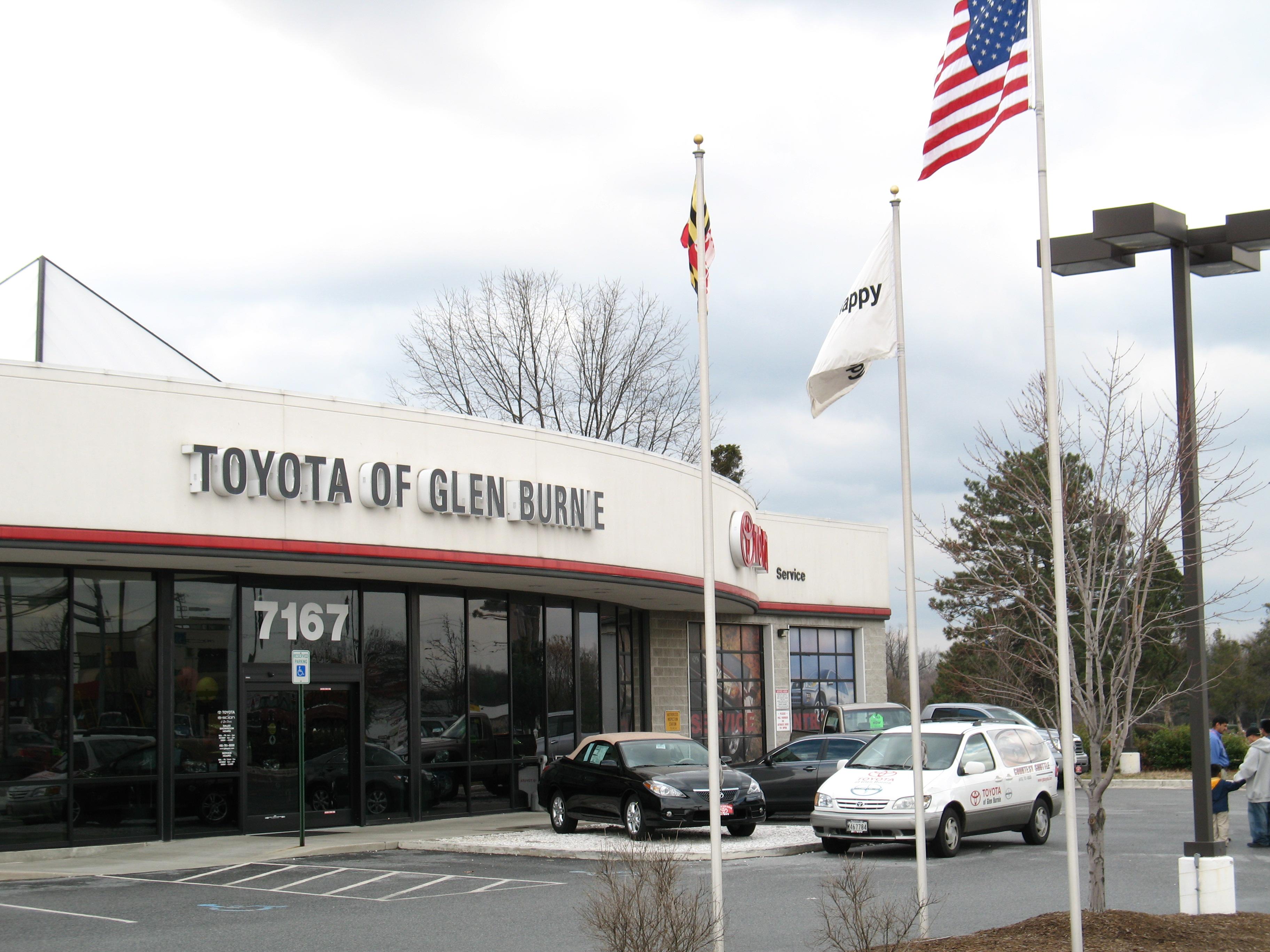 Brown's Toyota of Glen Burnie, Glen Burnie MD