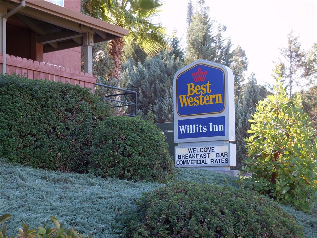 Best Western Willits Inn, Willits CA
