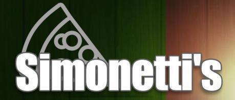 Simonetti's Pizza, Belmont NC
