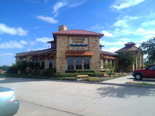 Copper Creek Restaurant, Abilene TX