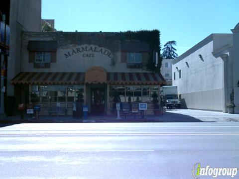 Marmalade Cafe  Ventura Blvd Sherman Oaks Ca
