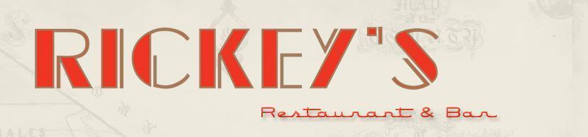 Rickey's Restaurant, Novato CA