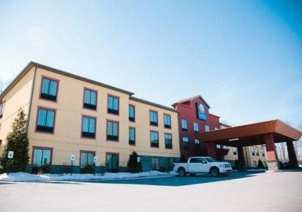 Comfort Inn & Suites, Tunkhannock PA