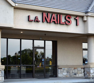 LA NAILS 1, American Fork UT