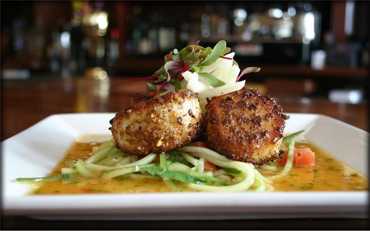 Zambistro Restaurant, Medina NY