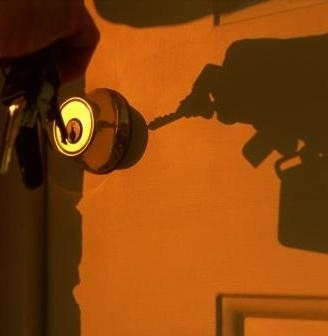 Call a 24-hour locksmith if your key isn't working late at night.