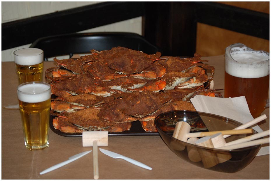 Crackpot Seafood Restaurant, Towson MD