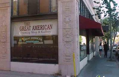 Great American Framing Shops - Palo Alto, CA