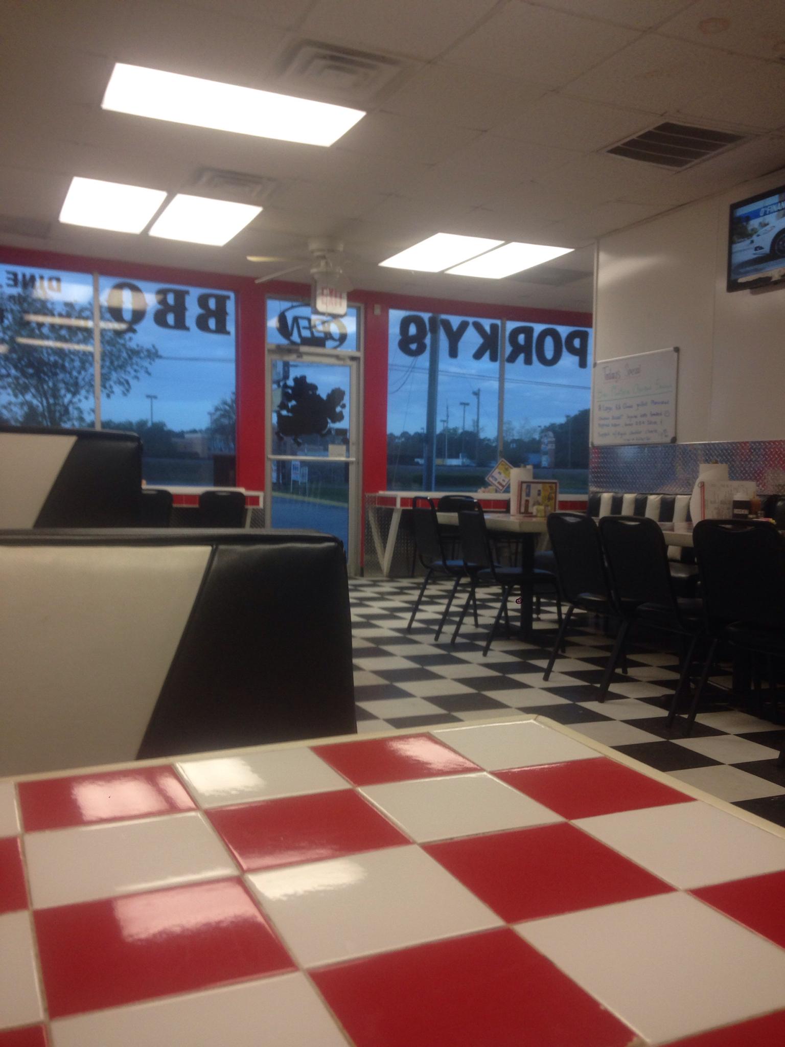 Waycross Diner, Waycross GA
