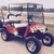 I 20 Golf Cart and Battery