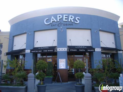 Capers, Campbell CA