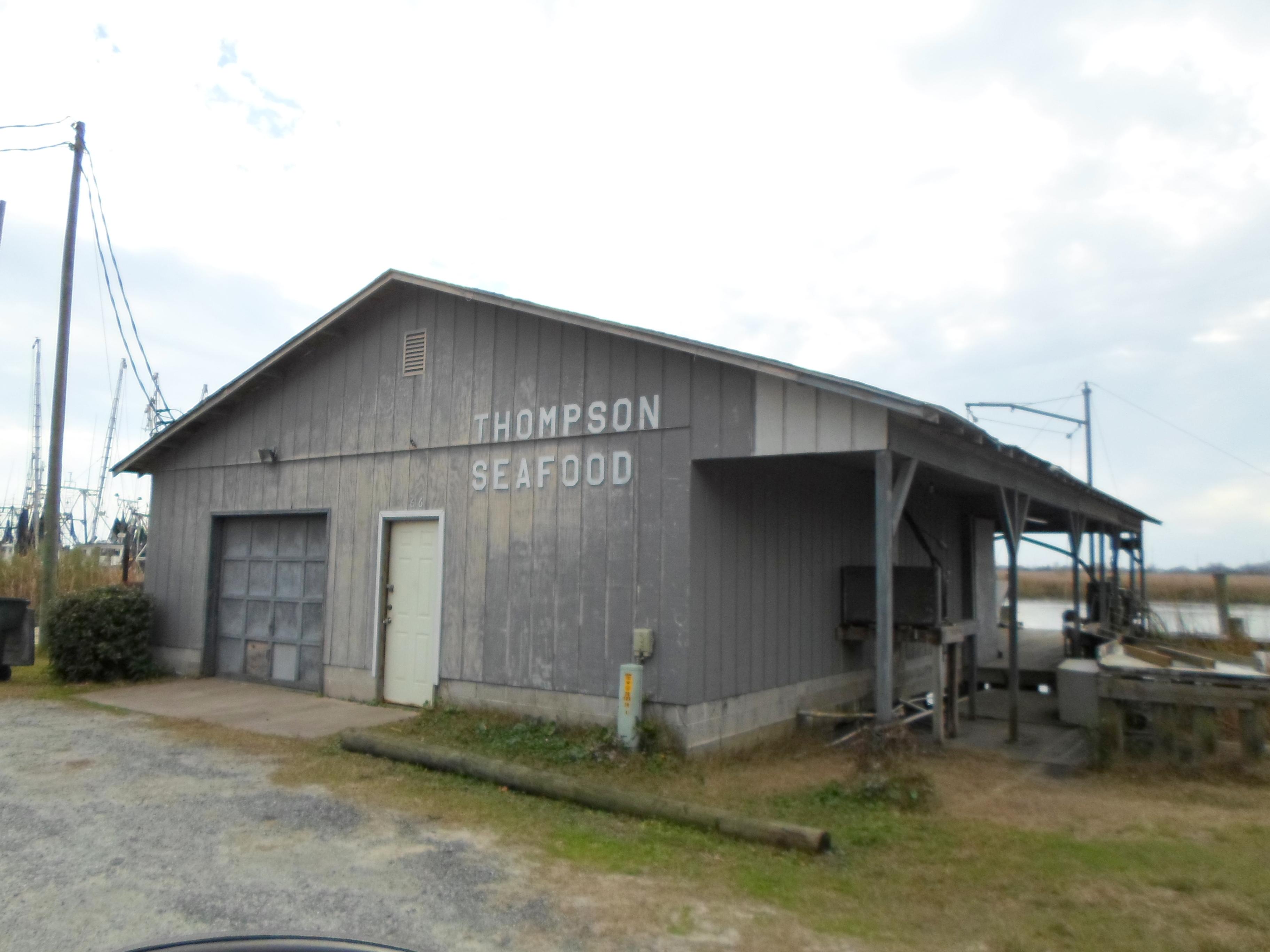 Thompson Seafood, Darien GA