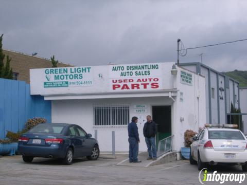 Green Light Used Auto Parts, Sun Valley CA
