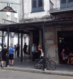 Napoleon House Bar & Cafe - New Orleans, LA