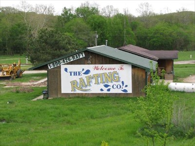 The Rafting Co Camping & RV Resort, Steelville MO