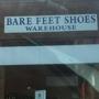 Women's Feet in Clogs