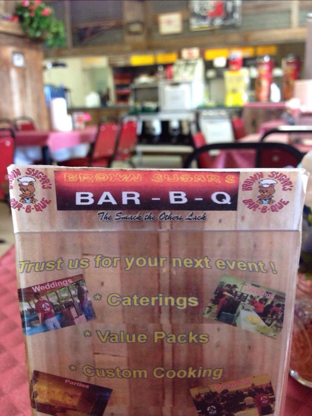 Brown Sugar's Bar B Que