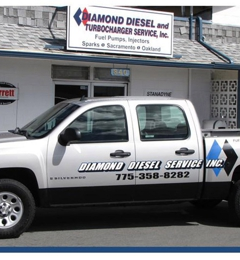 Diamond Diesel Service Inc. - Sparks, NV