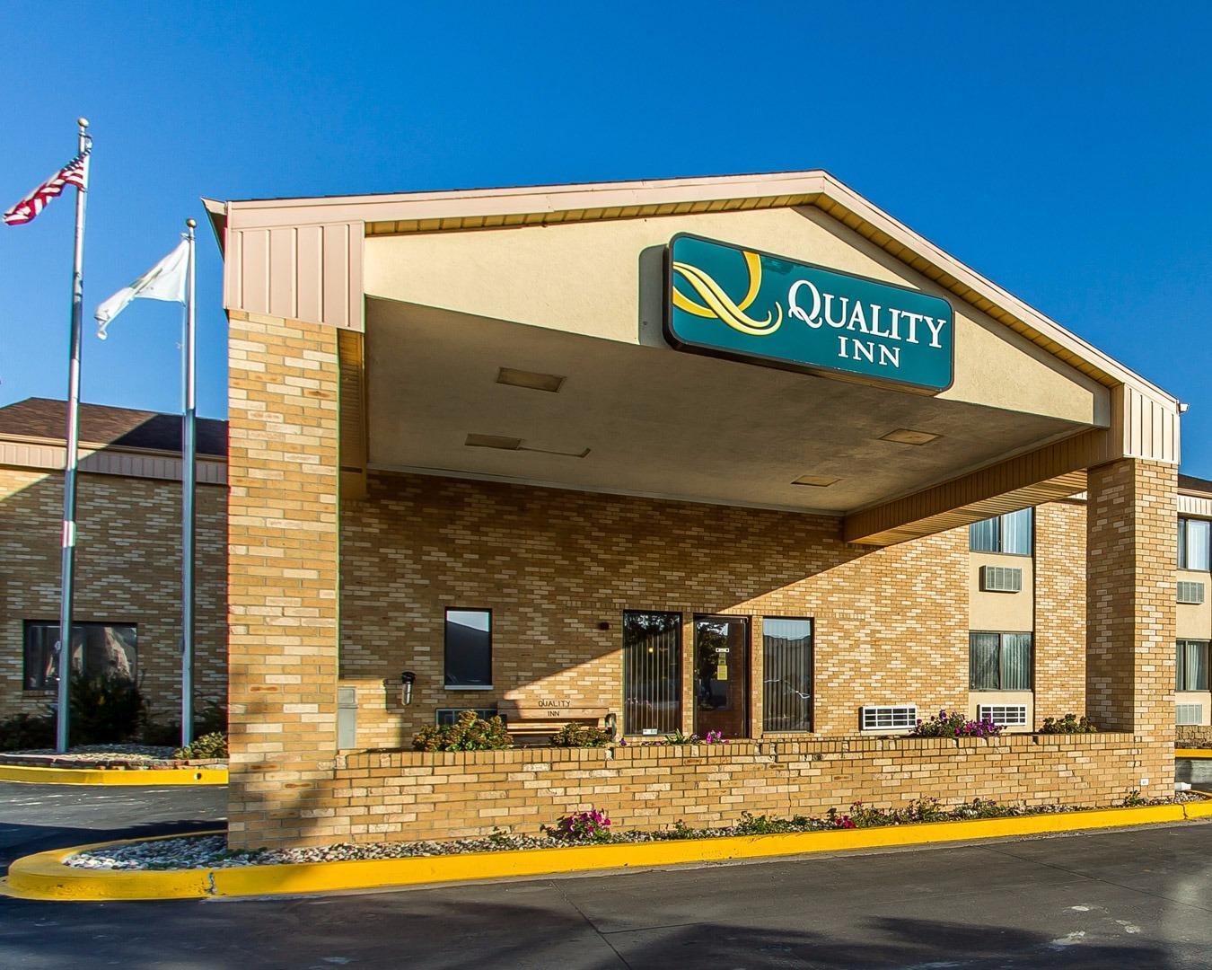 Quality Inn, Burlington IA