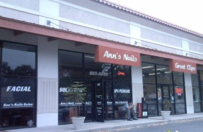 Ann's Nails Salon - San Antonio, TX
