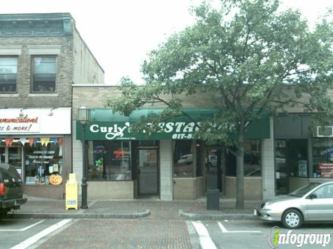 Curly's Restaurant, Chelsea MA