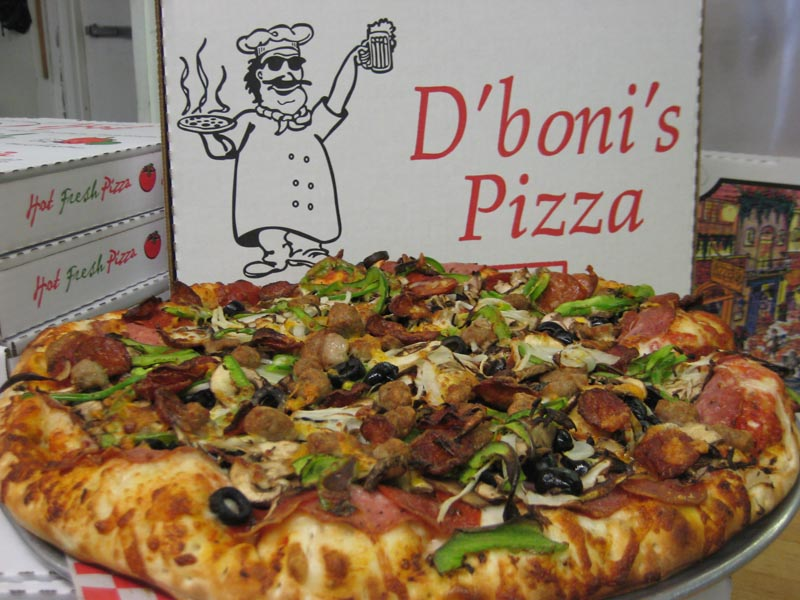D'bonis Pizza Inc., Escalon CA
